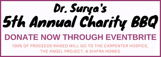 Dr. Surya's 5th Annual Charity BBQ