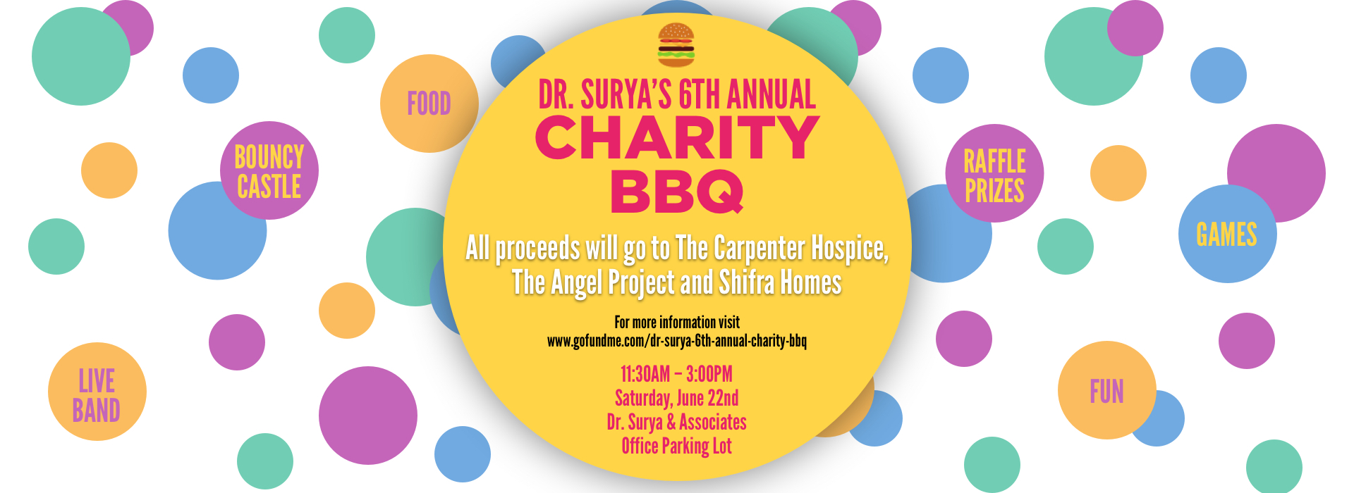 Burlington Charity BBQ